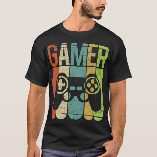 Modig kontrollant för Gamer Tee Shirt