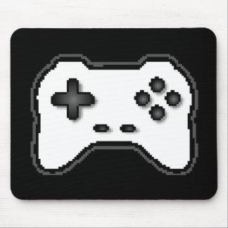Modig stil för videospel för kontrollantsvartvit 8 musmattor