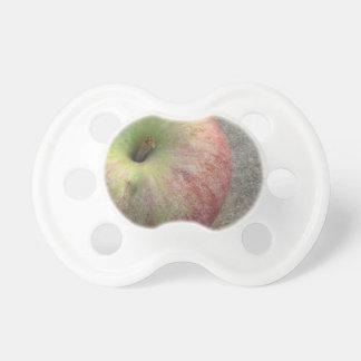 Moget äpple för singel napp