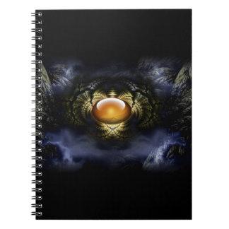 Mogok relikanteckningsbok anteckningsbok