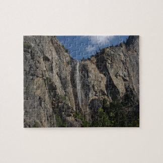 Möhippan skyler nedgångar, den Yosemite nationalpa Pussel
