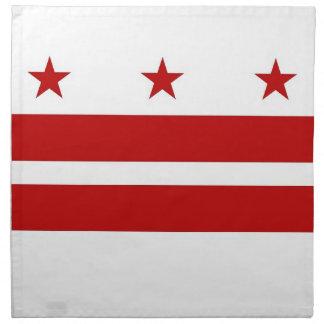 MoJo för amerikan för Washington DC-statlig flagga Näsduk