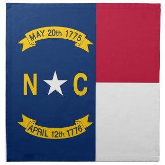 MoJo för North Carolina statlig flaggaamerikan ser