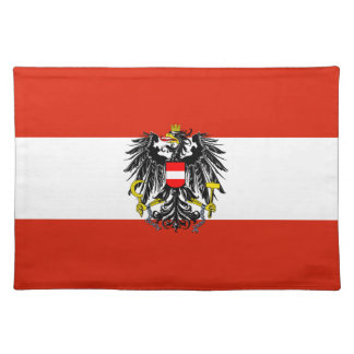 MoJo för Österrike flaggaamerikan bordstablett