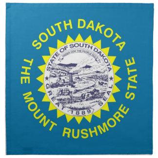 MoJo för South Dakota statlig flaggaamerikan serve
