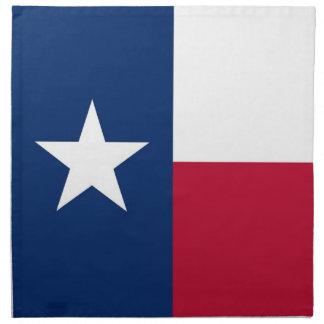 MoJo för Texas statlig flaggaamerikan servett