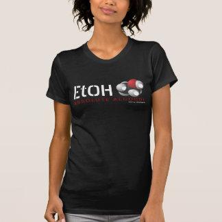Molekylär formel C2H6O för evig T Shirt