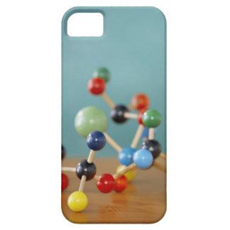 Molekylärt modellera iPhone 5 Case-Mate skydd