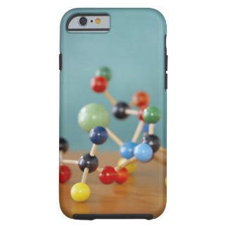 Molekylärt modellera tough iPhone 6 fodral