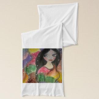 MollymusaScarf Sjal