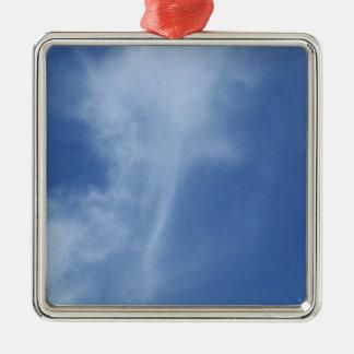 Moln: Svärd av sanning i himmel Julgransprydnad Metall