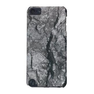 Molnigt kritisera svarten görat strimmig marmorste iPod touch 5G fodral