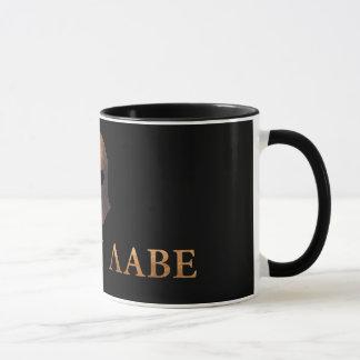 Molon Labe (komen och får den), Mugg