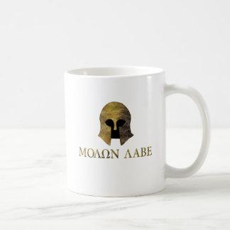 Molon Labe (komen och tar dem), Kaffemugg