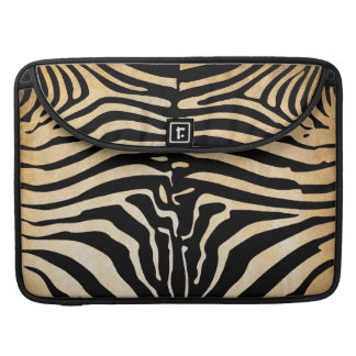 Mombassa zebra tryckMacBook Pro sleeve, Sleeve För MacBook Pro