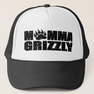 Momma Grizzly Keps