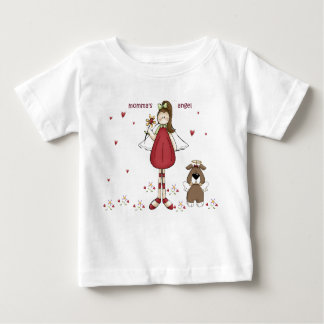 Mommas ängel t-shirt