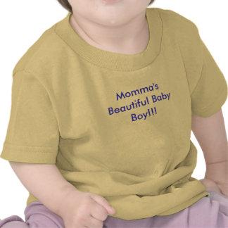Mommas härliga pojke!!! t-shirt