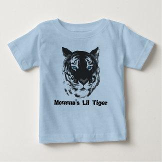Mommas skjorta för baby för Lil tiger T Shirts