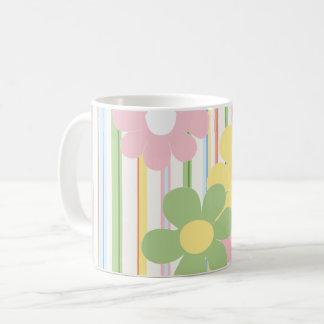 """Mommys för kaffemugg""""picknick blom- Sippy kopp """","""