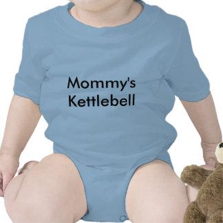 Mommys Kettlebell Tshirts