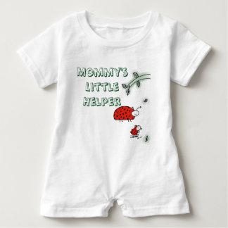 Mommys lite anpassningsbar för höft för coola för t-shirt