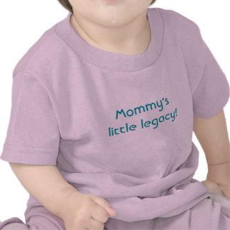 Mommys lite legat! tröjor
