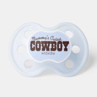Mommys mest gulliga Cowboy Napp