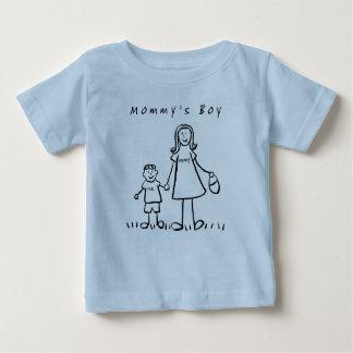 Mommys pojkeskjorta tshirts