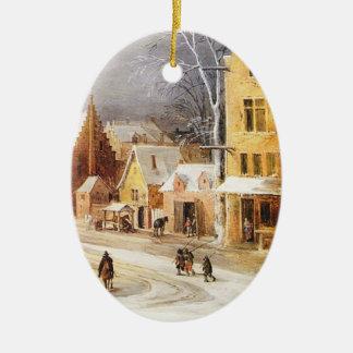 Momper julprydnadar julgranskulor