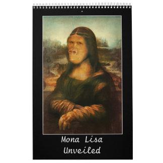 Mona avtäckte Lisa Kalender