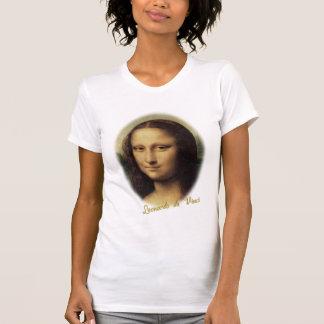 Mona Lisa av Leonardo Da Vinci Tee