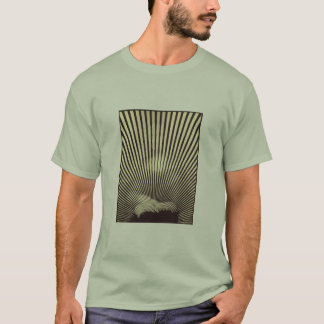 Mona Lisa illusion T Shirts