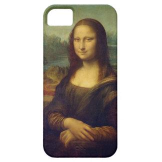 Mona Lisa iPhone5 täcker iPhone 5 Cover