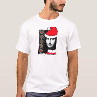 Mona LIsa julskjortor T-shirts