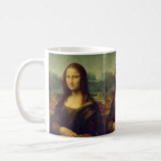 Mona Lisa - Leonardo Da Vinci Kaffemugg