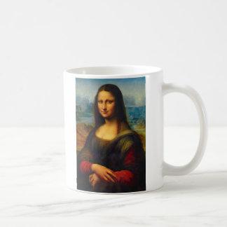 Mona Lisa mugg