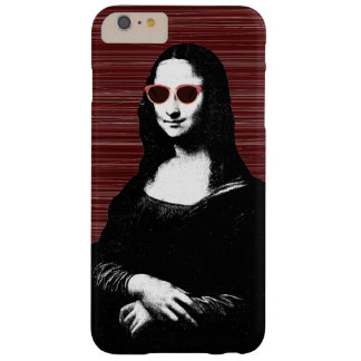 mona lisa popkonst barely there iPhone 6 plus fodral