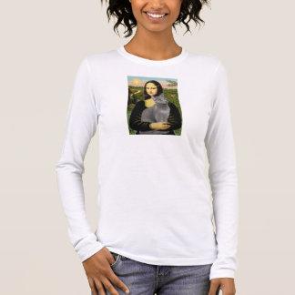 Mona Lisa - rysk blåttkatt T Shirts