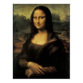 Mona Lisa Vykort