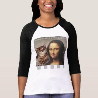 Mona Lisas leendelagledare Tee Shirts