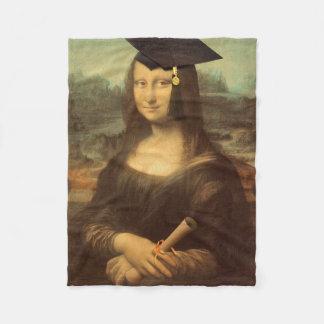 Mona Lisas studentendag Fleecefilt