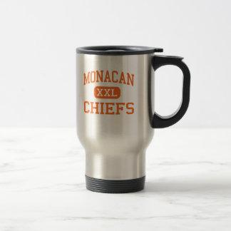 Monacan - chefer - högstadium - Richmond Virginia Resemugg
