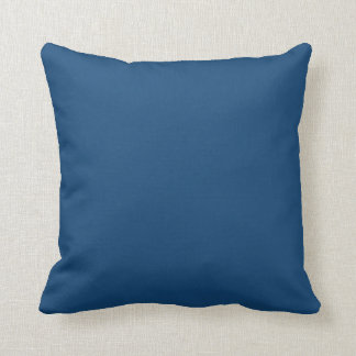 monaco blått kudde