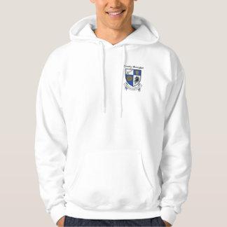 Monaghan Hooded svettskjorta Tröja Med Luva