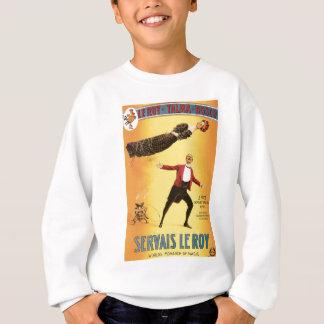 Monarken för Servais Le Roy ~-vintage av magi T Shirts