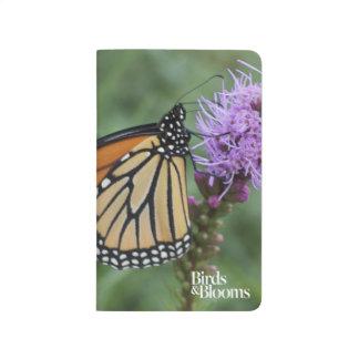 Monarkfjäril Anteckningsbok