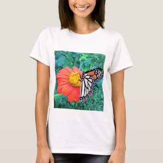 Monarkfjäril Tee Shirt