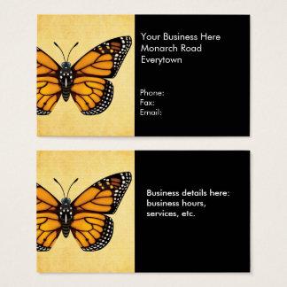 Monarkfjäril Visitkort