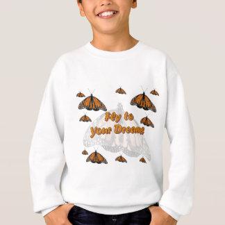 Monarkfjärilar Tröja